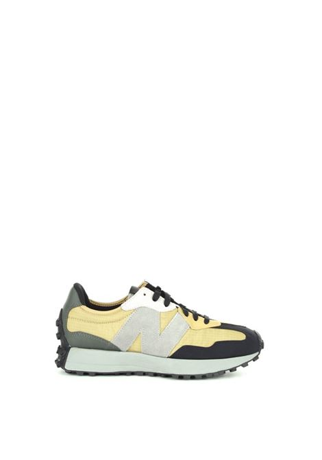 NEW BALANCE | Sneakers | MS327PBNERO/GIALLO