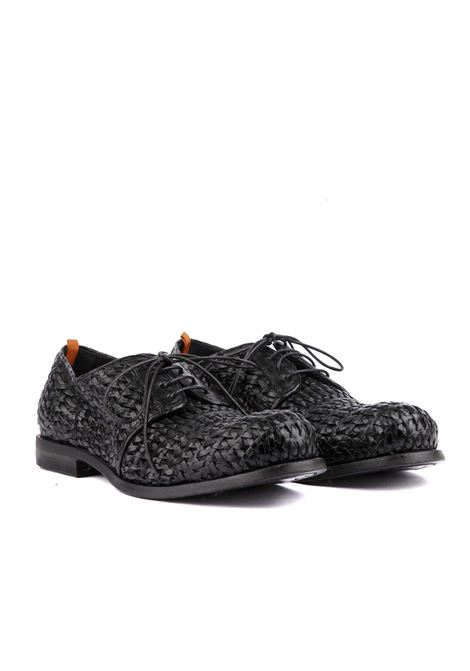Scarpa bassa OPEN CLOSED | Scarpe | GLUCK 12NERO
