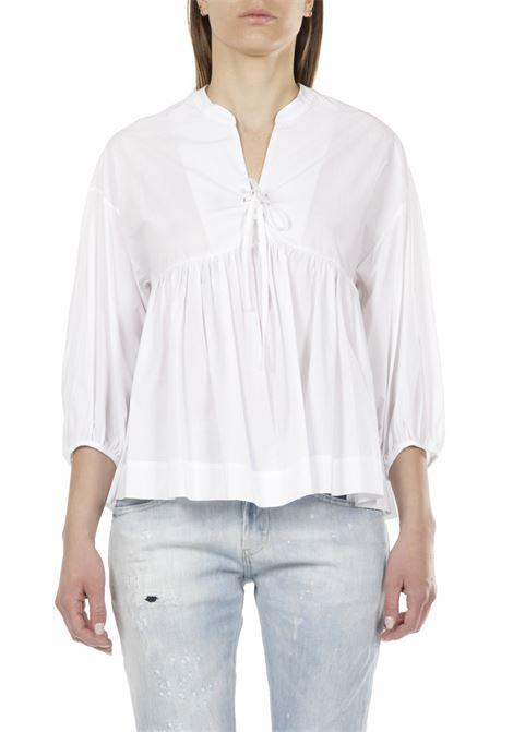 OTTODAME | Shirt | DC4485BIANCO
