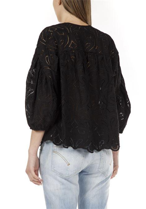 OTTODAME | Shirt | DC4496NERO