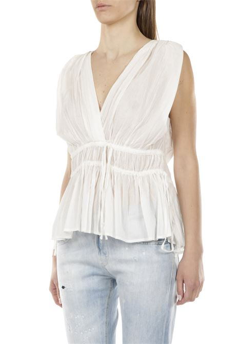 OTTODAME | Top | DT8865BIANCO