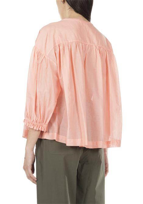 Camicia garzata OTTODAME | Camicia | EC4303PESCA