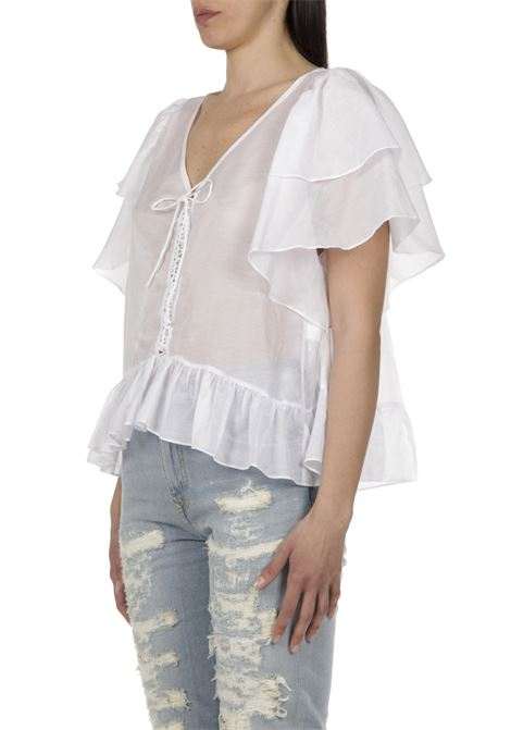 PNK | Shirt | T09BIANCO