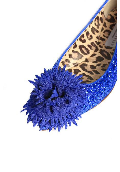 Ballerina glitter PROSPERINE | Scarpa | 8106BLU