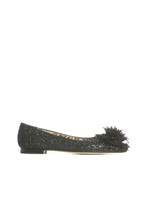 Ballerina glitter PROSPERINE | Scarpa | 8106NERO