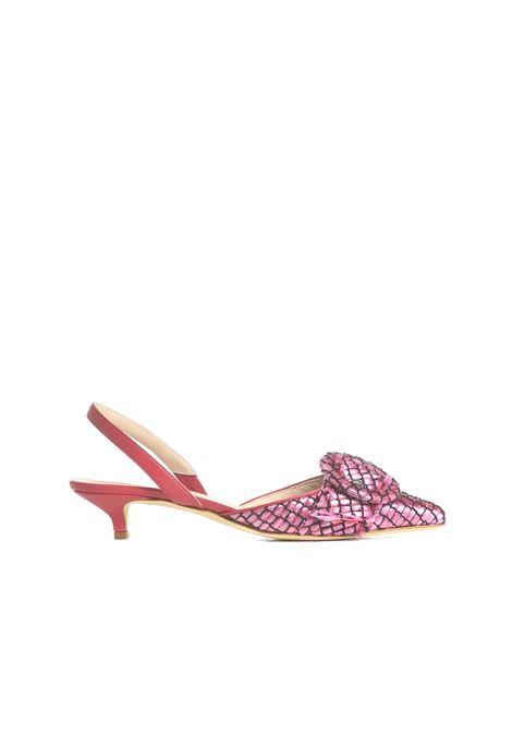 Sandalo con fibbia PROSPERINE | Scarpa | 8111FUXSIA