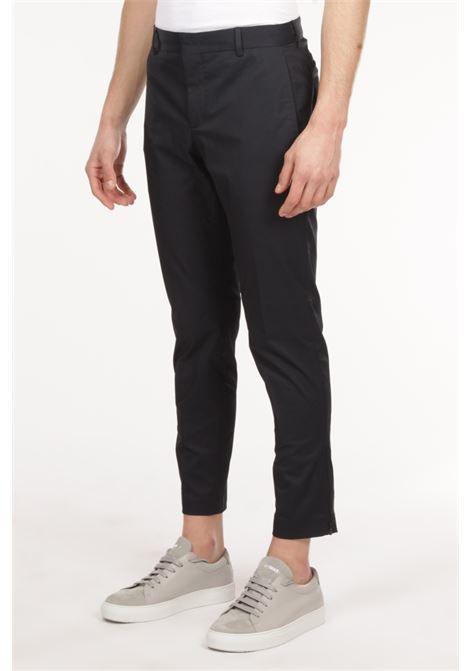 Pantalone con zip sul fondo PT TORINO | Pantalone | ASEPZ10KLTMP45 0360