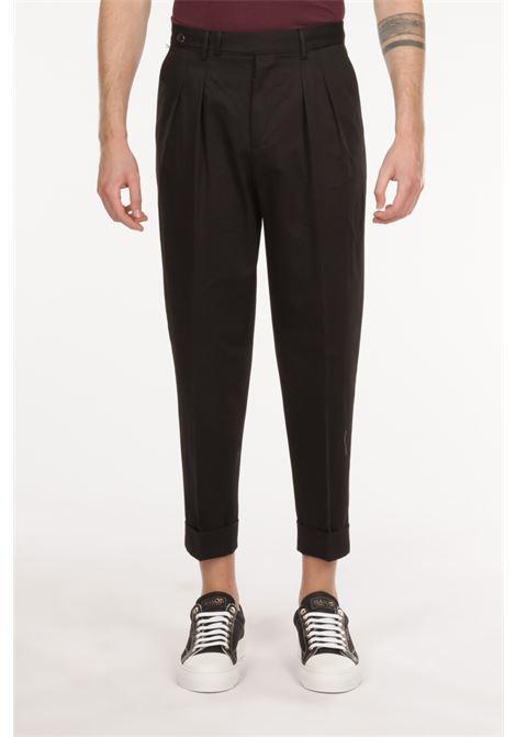 Pantalone con pince PT TORINO | Pantalone | ZSCLZ00CUBBP44 0990