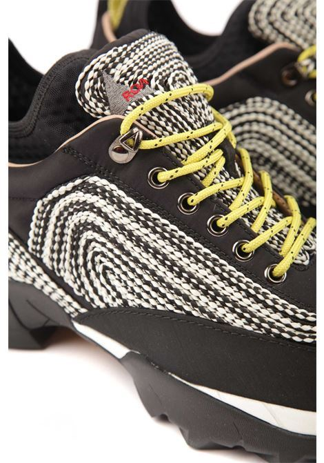 Sneakers bassa ROA | Scarpe | VAR 005 NEALNERO