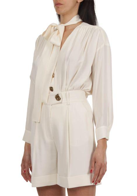 Camicia a body SIMONA CORSELLINI | Body | P21CPBD005-01-TACE0002NERO