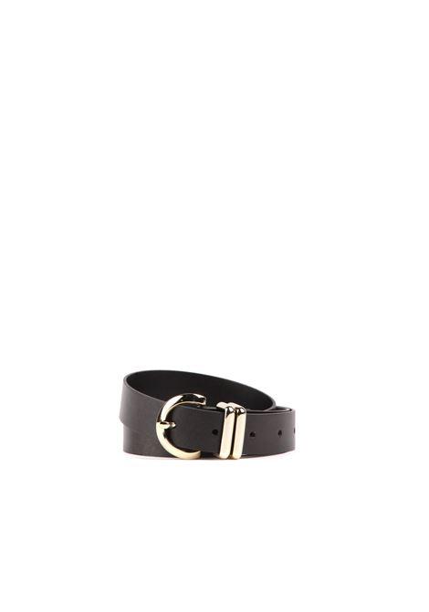 Cintura sottile SIMONA CORSELLINI | Cinture | P21CPCIJ05-01-C0100004NERO