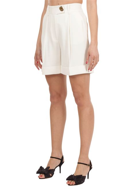 SIMONA CORSELLINI | Shorts | PC21CPSH001-01-TCDA0001NERO