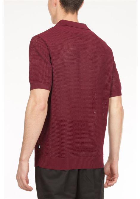 Polo basic STUSSY | Polo | 117089CABLE MESH