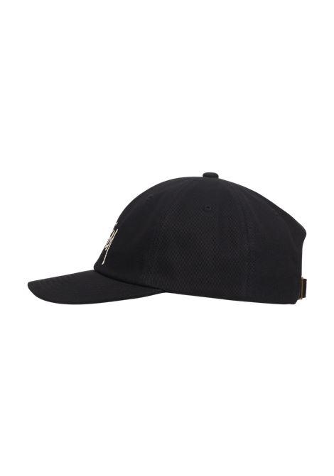 Cappello con logo STUSSY | Cappello | 131977BIG LOGO TWILL