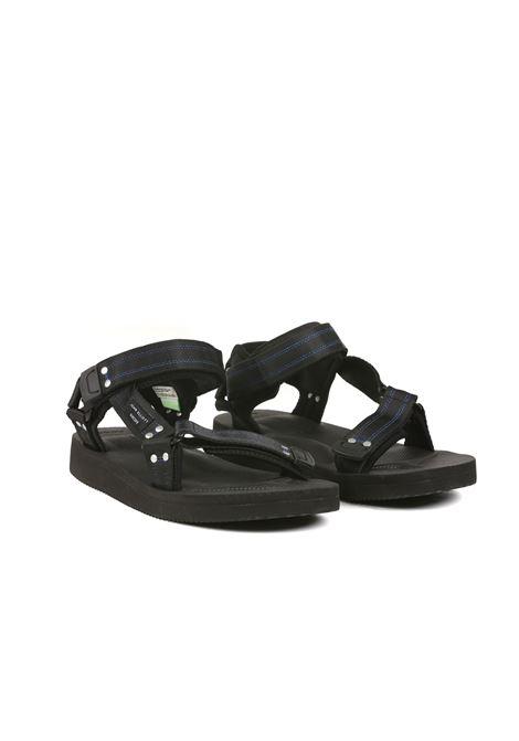 Sandalo SUICOKE X JOHN ELLIOTT | Sandalo | OG-273CABJE-B001