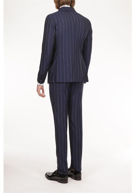 TAGLIATORE | Suit | 52REA 072BLU