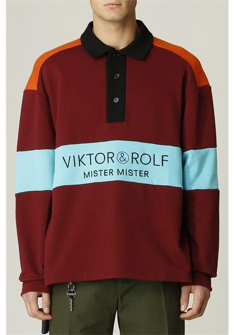 Polo  con logo VIKTOR & ROLF   Polo   MJE43MULTICOLOR