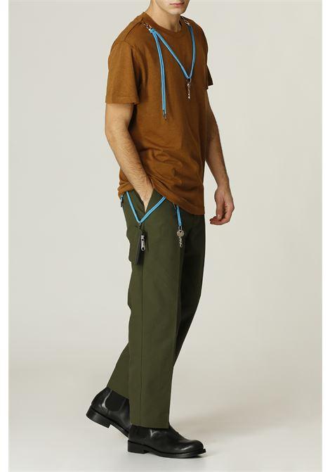 Camicia con chiave VIKTOR & ROLF | T-shirt | MJE49MARRONE