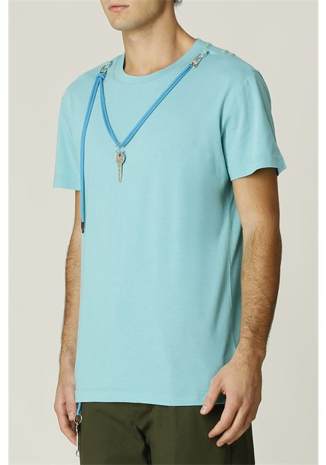 T-shirt con chiave VIKTOR & ROLF   T-shirt   MJE50TURCHESE