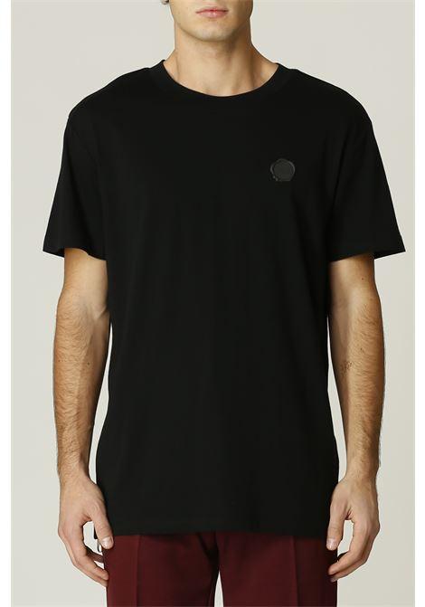 T-shirt con logo VIKTOR & ROLF   T-shirt   MJE59NERO