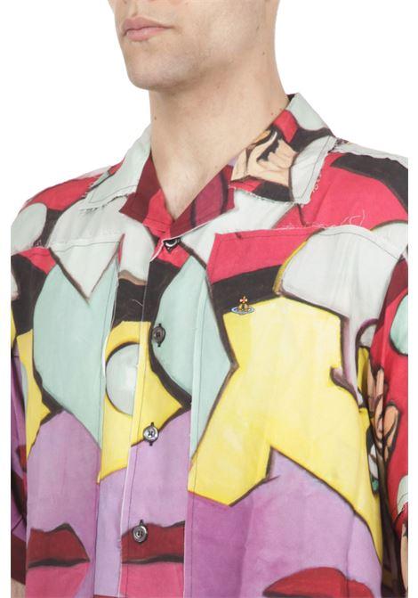 Camicia Fantasia VIVIENNE WESTWOOD | Camicia | 24010032-11515O303