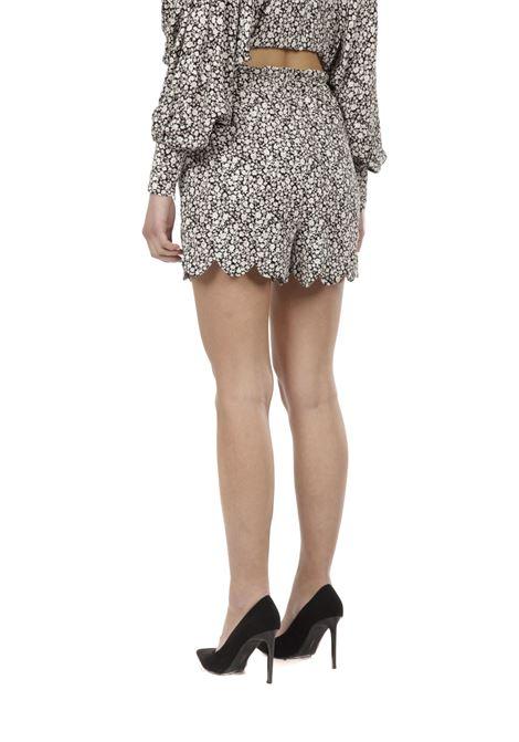 Short fiorato WEILI ZHENG | Short | SWZPS27NO6
