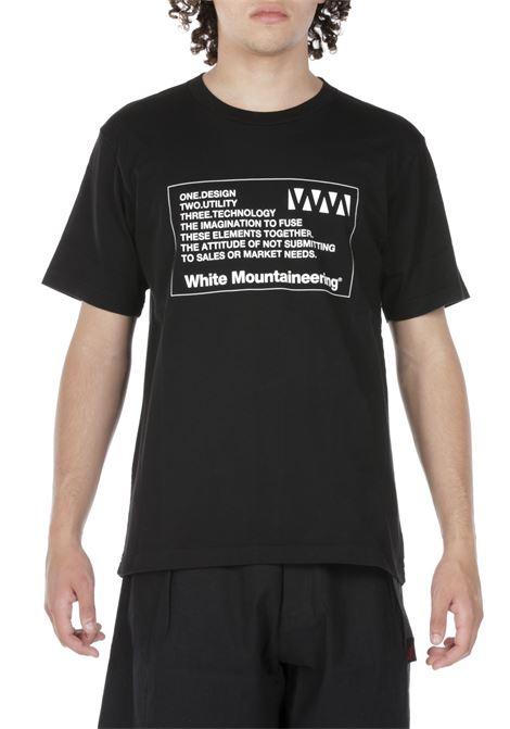 WHITE MOUNTAINEERING |  | WM2171517BLACK