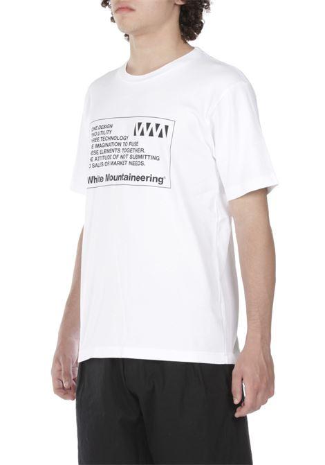 WHITE MOUNTAINEERING |  | WM2171517WHITE