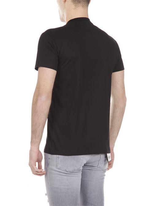 T-Shirt WHITE OVER | T-shirt | TS/00100NERO