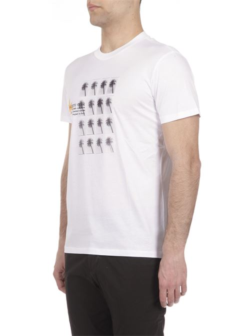 T-Shirt WHITE OVER | T-shirt | TS/00110YAIR