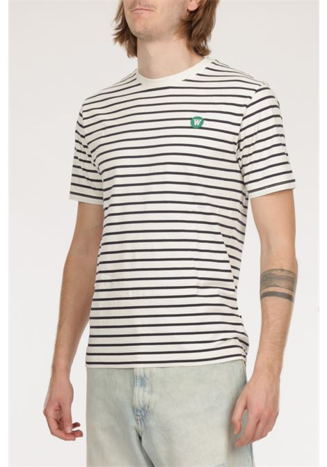 T-shirt a righe WOOD WOOD | T-shirt | 10115706-22220008
