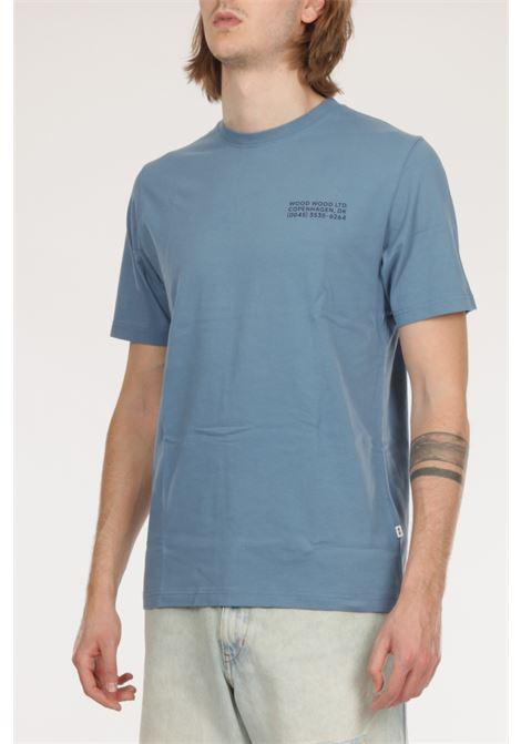 T-shirt con logo WOOD WOOD | T-shirt | 12115712-24917005