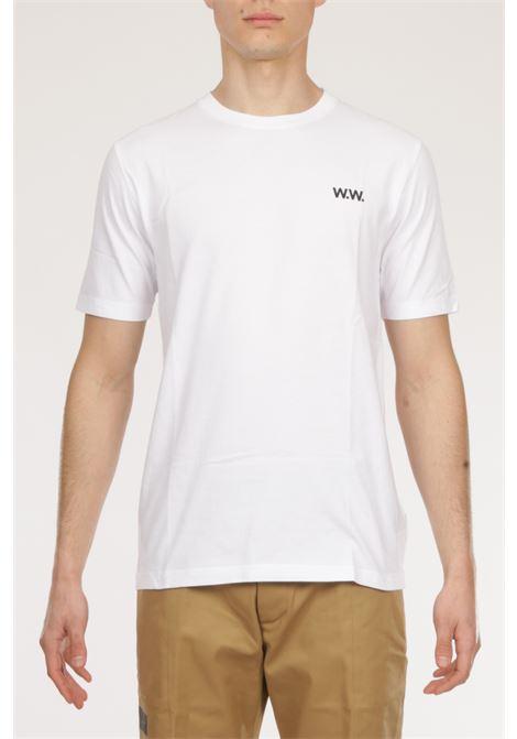 T-shirt con logo WOOD WOOD | T-shirt | 12115714-24910002
