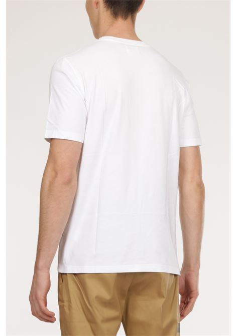T-shirt con logo WOOD WOOD | T-shirt | 12115715-24910002