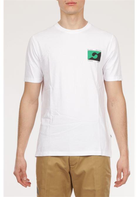 T-shirt con logo WOOD WOOD | T-shirt | 12115719-24910002