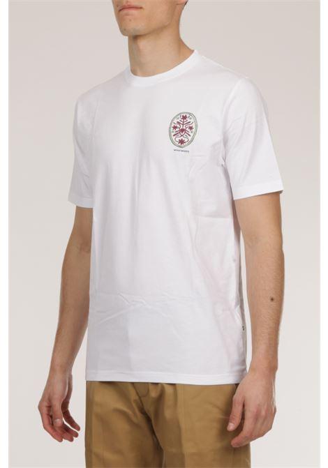 T-shirt con logo WOOD WOOD | T-shirt | 12115720-24910002