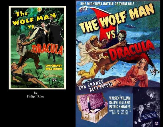 The Wolf Man vs Dracula - Page 6 - Classic Horror Film Board