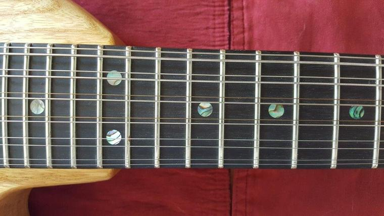 For Sale: TEO SS-12 Octave 12-String Guitar - The Unofficial