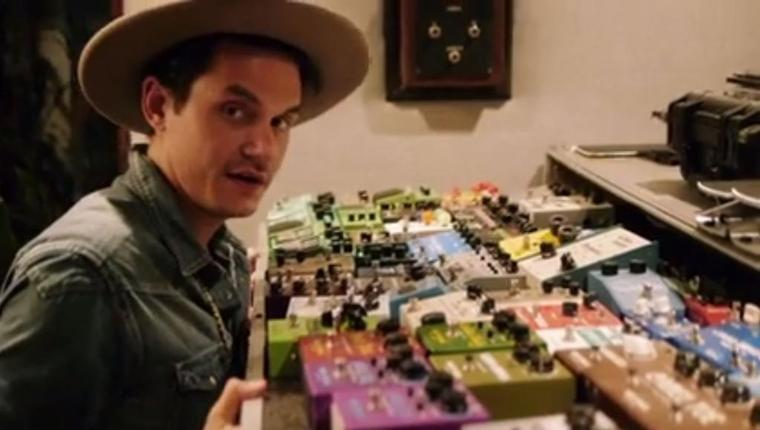 2013 john mayer gear pictures discussion john mayer. Black Bedroom Furniture Sets. Home Design Ideas