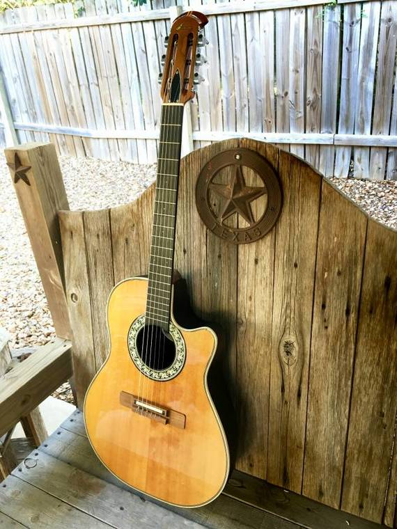 SOLD LOCALLY, PLEASE CLOSE - 1984 Ovation Country Artist cutaway