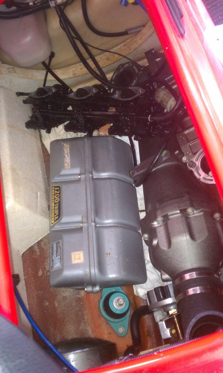For sale 2000 Ultra 150 for parts - Kawasaki Ultra 150 and 250X