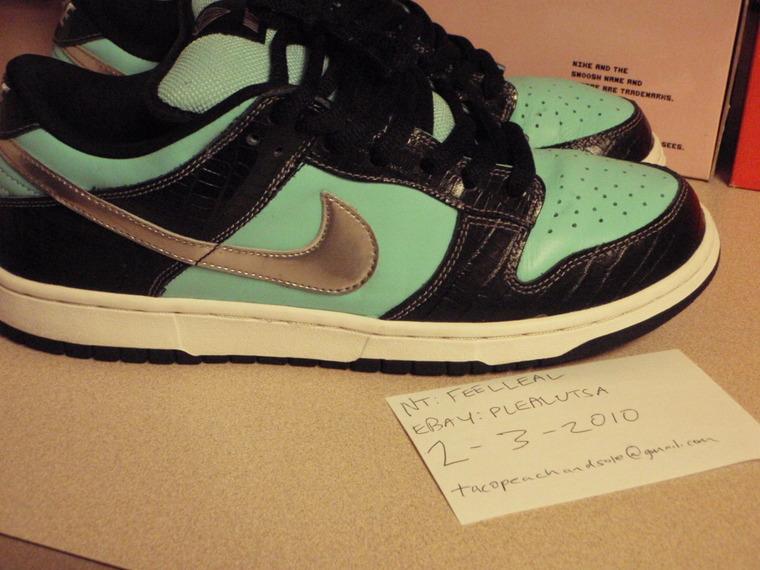 promo code ae622 10325 Used Nike Dunk Low SB