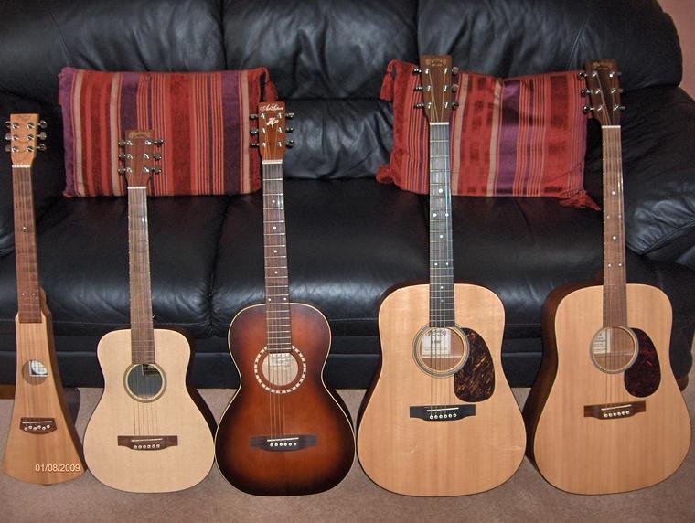 Art & Lutherie? - The Unofficial Martin Guitar Forum