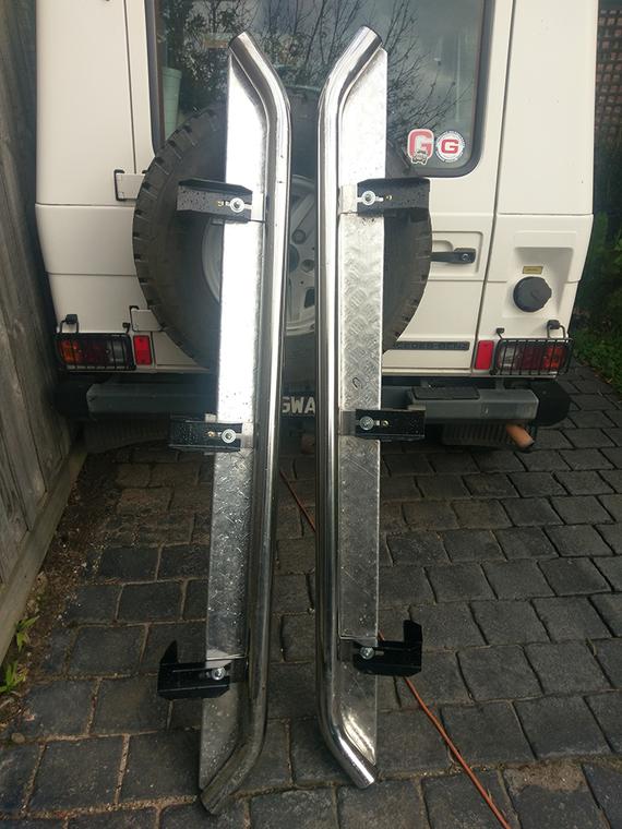 steel steps for sale