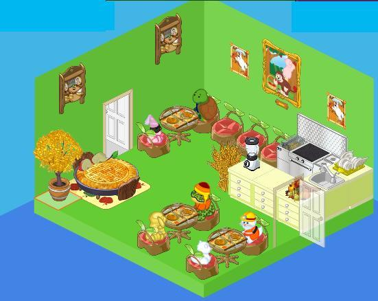 Lady T S Room Of The Week Kitchens Page 3 Webkinz Post
