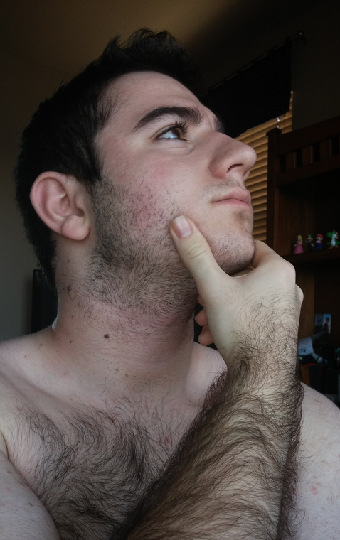 Don Have Enough Hairy Teen 5