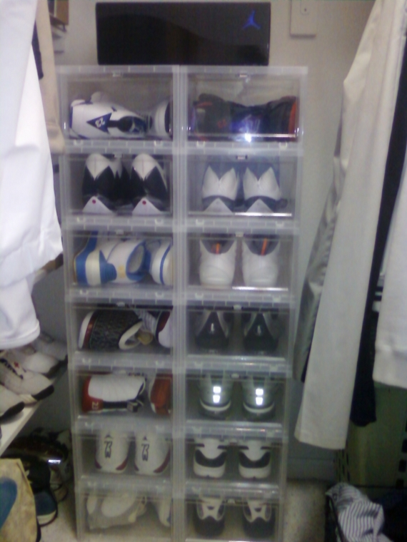 Container Store Shoe Box