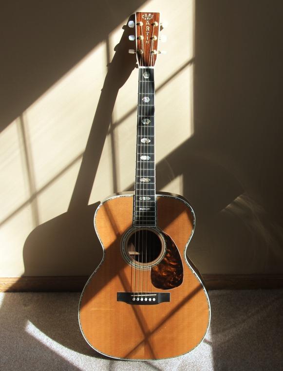 Please Close *** Eastman MD504 Mandolin, 1996 OM-45 Custom