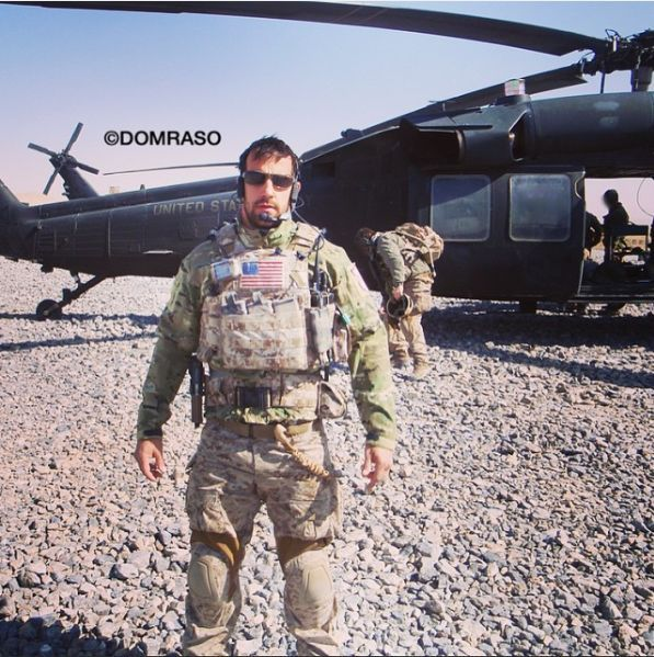 Modern War (1990s to Present) OSO1004 - SEAL Team 6 - RECCE Sniper