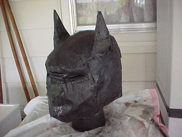 Batman Cowls - Page 2 - The Superhero Costuming Forum